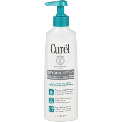 Body Lotions: Curél Dry Skin Therapy