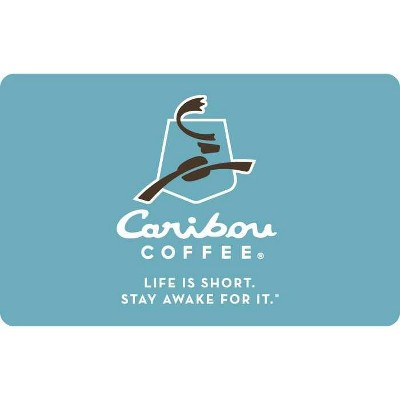 Caribou Coffee Gift Card (Email Delivery)