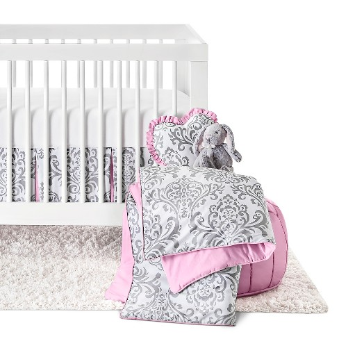 Sweet Jojo Designs Crib Bedding Set Elizabeth 11pc