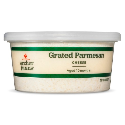 Grated Parmesan Cheese - 5oz - Archer Farms™ - image 1 of 1