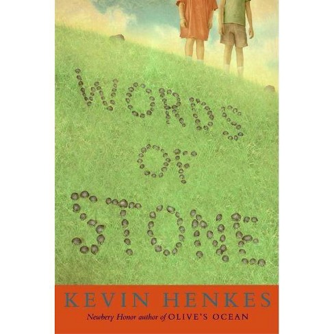 Words of Stone - by  Kevin Henkes (Paperback) - image 1 of 1