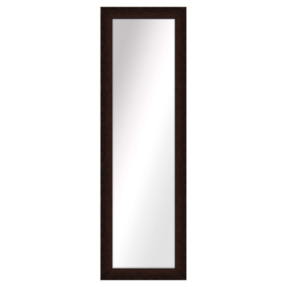Decorative Wall Mirror Ptm Images Brown