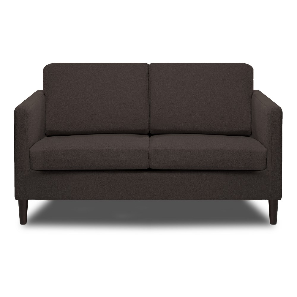 Axis Loveseat Ash (Grey) Gray - Sofas 2 Go