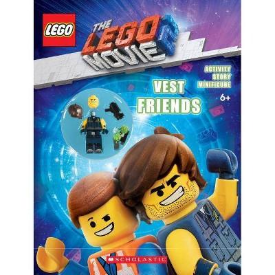 Vest Friends : Includes a Minifigure -  (The Lego Movie) by Ameet Studio (Paperback)