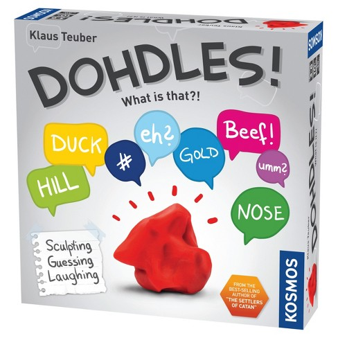 Dohdles! Board Game - image 1 of 3