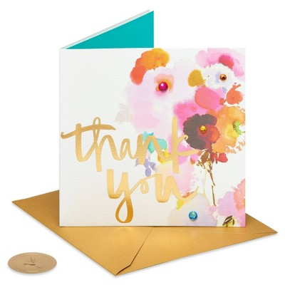Thank You Greeting Card - PAPYRUS