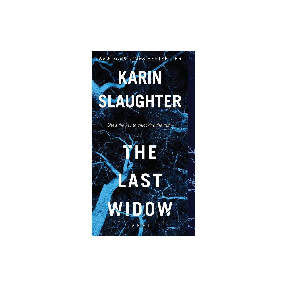 The Last Widow Will Trent By Karin Slaughter Paperback