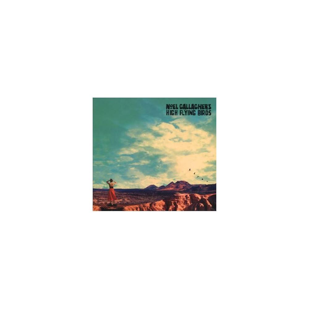 Noel's Hi Gallagher - Who Built The Moon (CD)