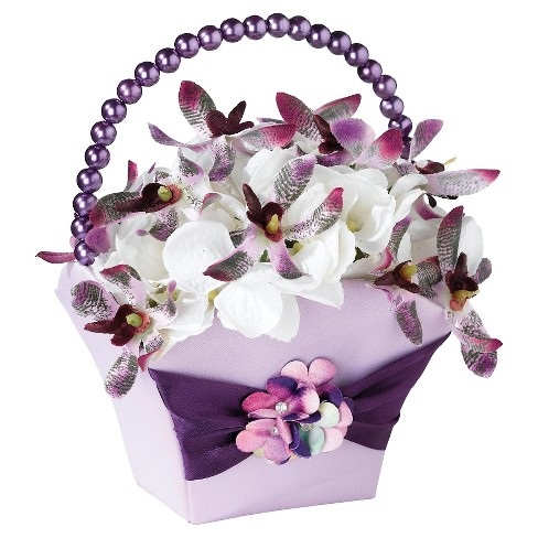 Radiant Flower Bucket - Lavender - image 1 of 1