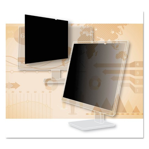 """3M Blackout Frameless Privacy Filter for 23.6"""" Widescreen LCD Monitor 16:9 PF236W9B - image 1 of 2"""