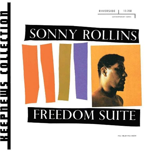 Sonny Rollins - Freedom Suite (Vinyl) - image 1 of 1