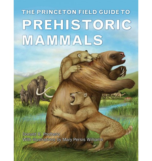 Princeton Field Guide to Prehistoric Mammals (Hardcover) (Donald R. Prothero) - image 1 of 1