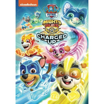 PAW Patrol: Mighty Pups Charged Up (DVD)