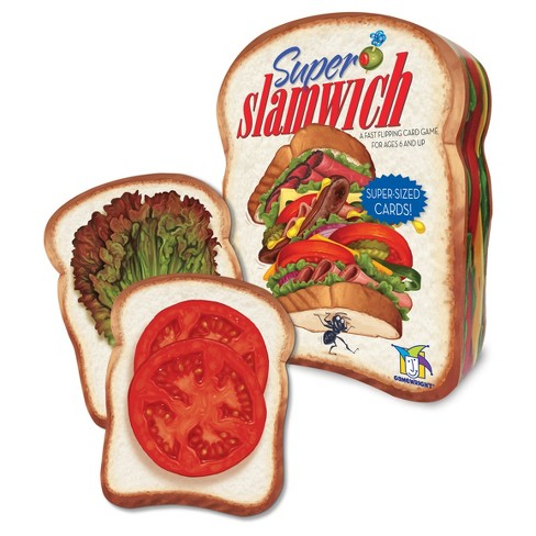 Gamewright Super Slamwich Game - image 1 of 2