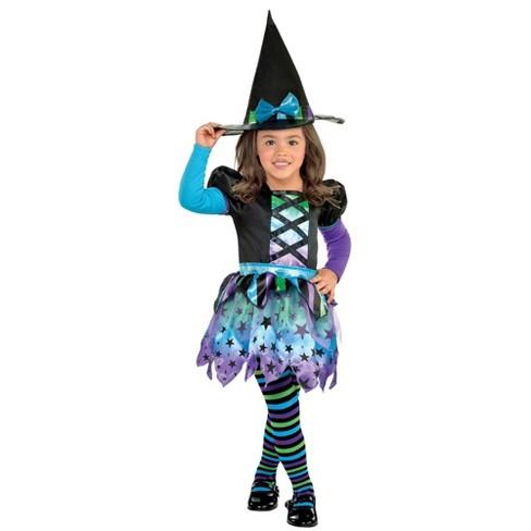 Toddler Girls' Spell Caster Halloween Costume 2T