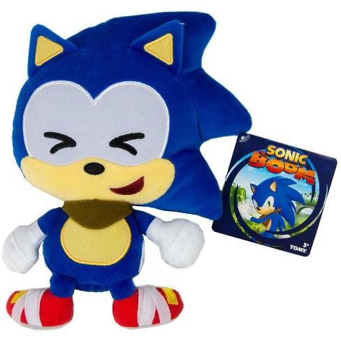 Sonic The Hedgehog Sonic Boom Emoji Sonic 8 Inch Plush Cute Target