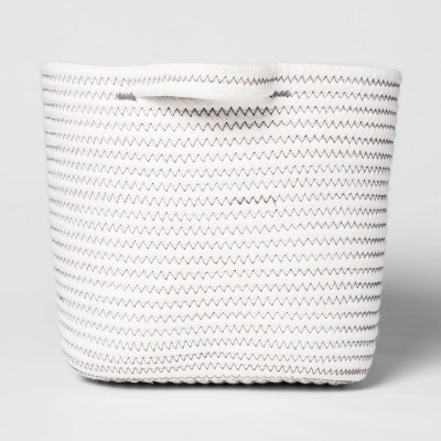 Bath Basket Medium Crate Off White - Threshold™