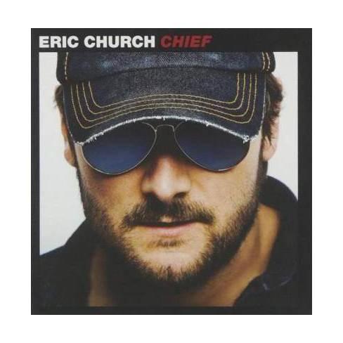 Eric Church - Chief (Vinyl) - image 1 of 1