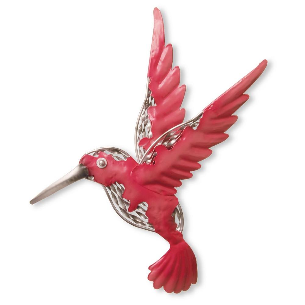 "Image of ""16"""" Pink Bird Wall Decor - National Tree Company"""