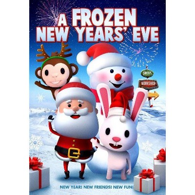A Frozen New Years' Eve (DVD)(2019)