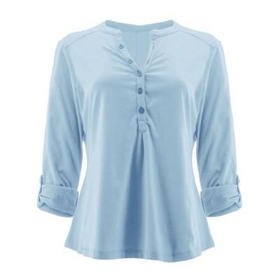Aventura Clothing  Women's Basis Henley