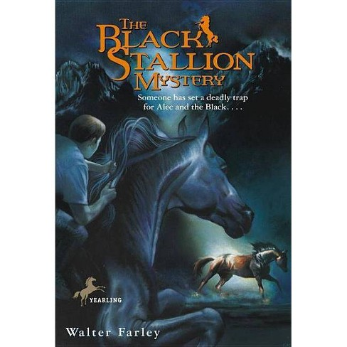 The Black Stallion Mystery - by  Walter Farley (Paperback) - image 1 of 1