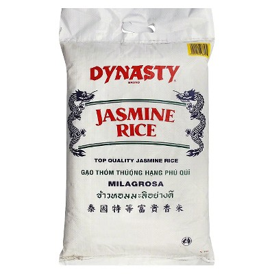 Dynasty Jasmine Rice - 20lbs