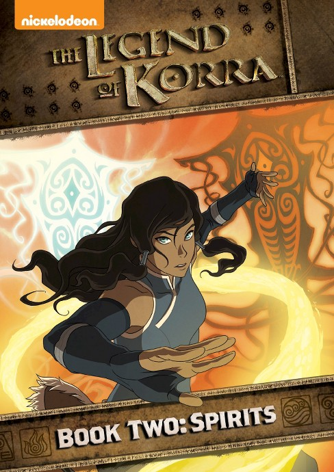 The Legend of Korra: Book Two - Spirits [2 Discs] - image 1 of 1