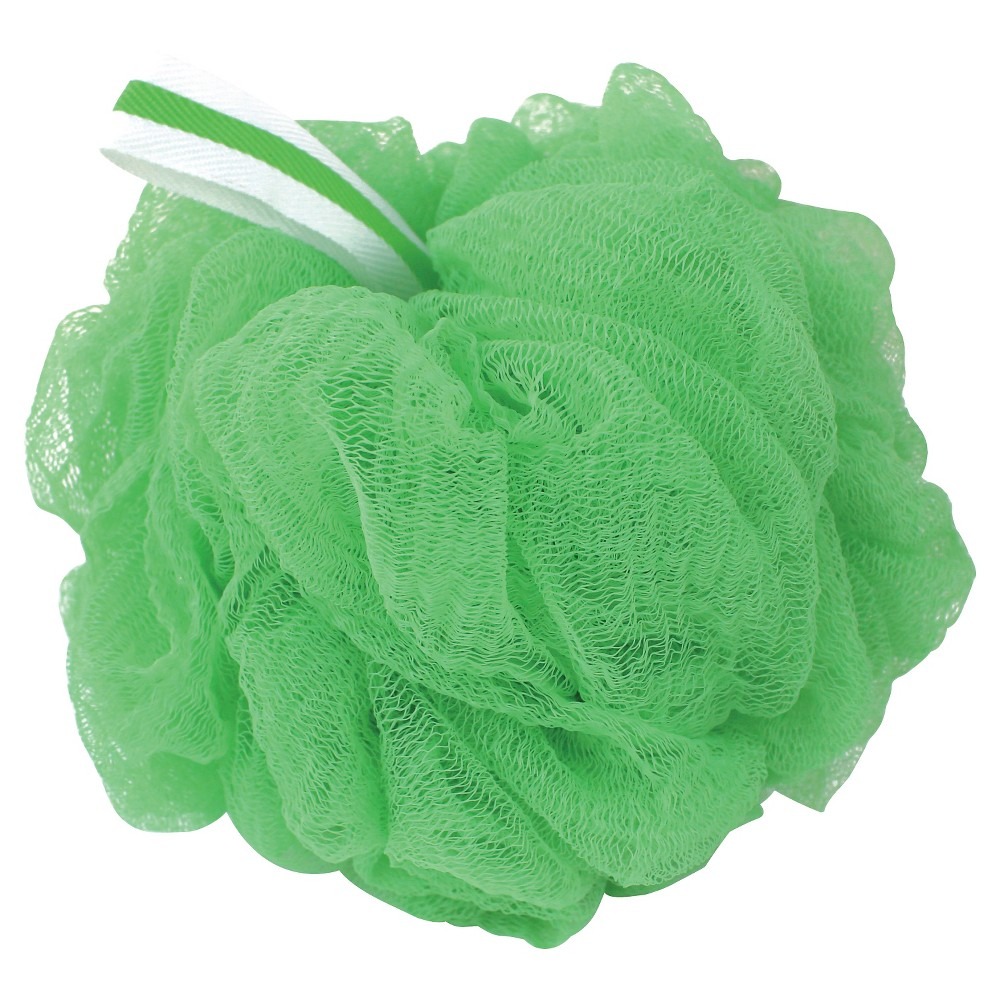 The Bathery Exfoliating Bath Sponge - Green