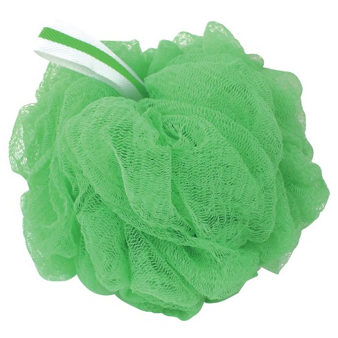 The Bathery Exfoliating Bath Sponge - Green - image 1 of 1