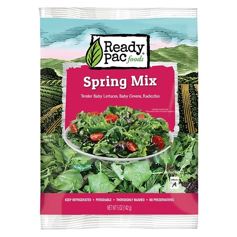 Ready Pac Foods Spring Mix - 5oz - image 1 of 1