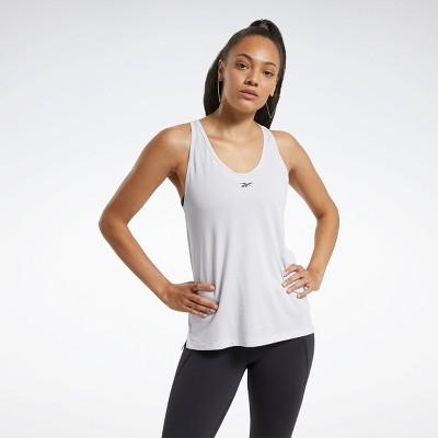 Reebok ACTIVCHILL+COTTON Tank Top Womens Athletic Tank Tops