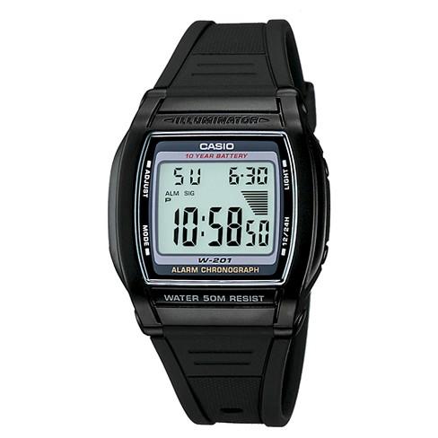 Women's Casio Digital Sport Watch - Black (LW201-1AV) - image 1 of 1