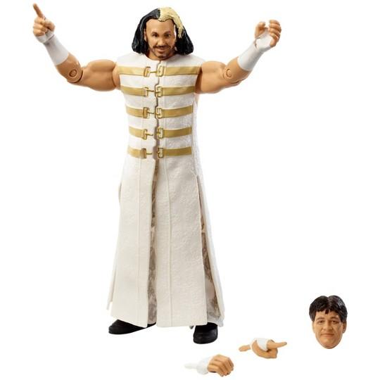 "WWE ""Woken"" Matt Hardy WrestleMania Elite Collection Action Figure image number null"