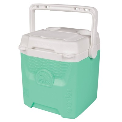 Igloo Quantum 12qt Cooler - Aqua