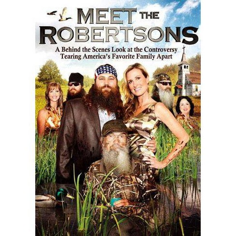 Meet the Robertsons (DVD) - image 1 of 1