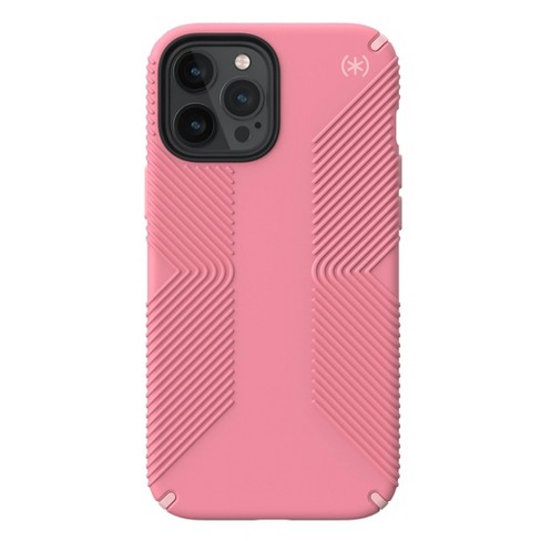 Speck Apple iPhone Presidio 2 Grip Vintage - Pink/Burgundy - image 1 of 4