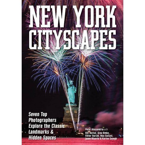 New York Cityscapes - (Paperback) - image 1 of 1