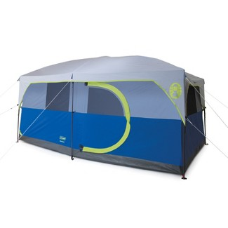Coleman® Hampton 9-Person Tent - Blue