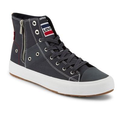 Levi's Mens Zip EX Mid Olympic Casual Fashion Zipper Sneaker Shoe