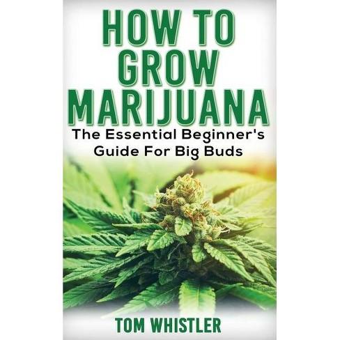 Marijuana - by  Tom Whistler (Hardcover) - image 1 of 1