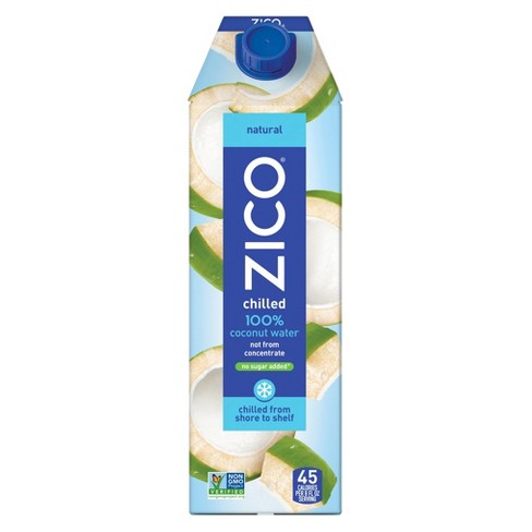 Zico® Natural Coconut Water - 1.5L - image 1 of 1