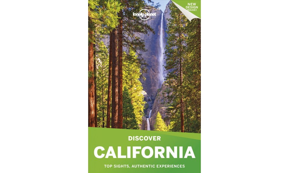 Lonely Planet Discover California Paperback