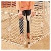 Toddleroo By North States Superyard Indoor Outdoor 8 Panel Freestanding Gate - image 3 of 4