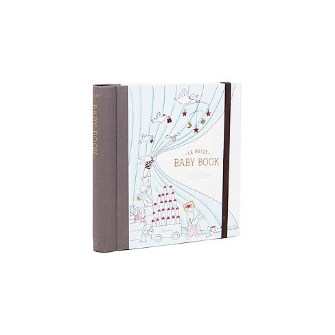 Le Petit Baby Book Hardcover Target