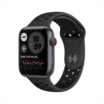 Apple Watch Nike SE GPS + Cellular Aluminum