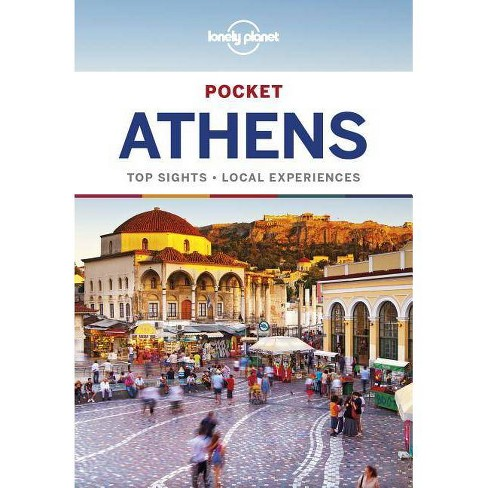 Lonely Planet Pocket Athens - 4 Edition by  Lonely Planet & Zora O'Neill (Paperback) - image 1 of 1