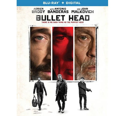 Bullet Head (Blu-ray) - image 1 of 1