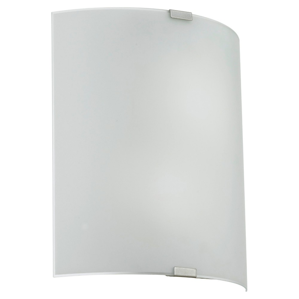 Grafik Wall/ Ceiling Light 12.5 X 14.5 Chrome (Grey) - Eglo