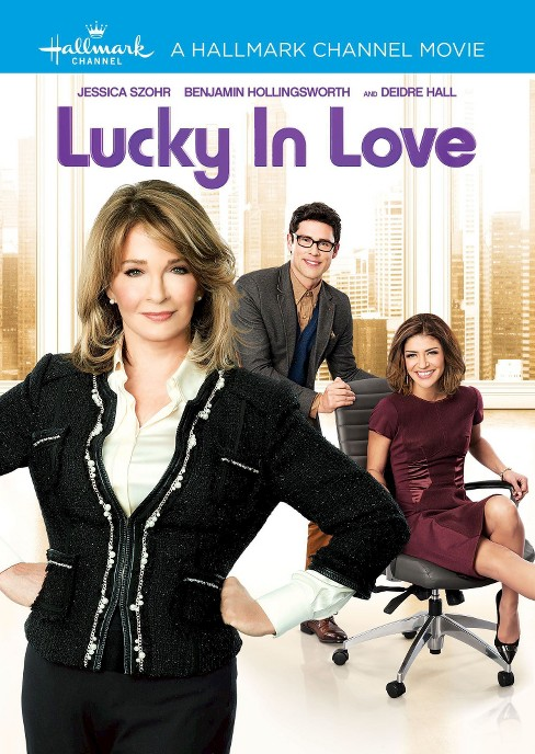Lucky in love (DVD) - image 1 of 1